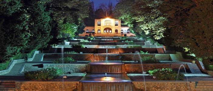 تاریخچه باغ ایرانی